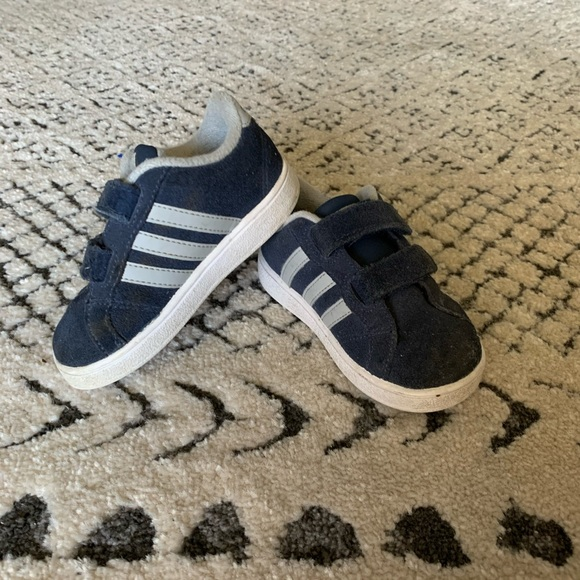 Velcro Adidas sneakers for toddler boy